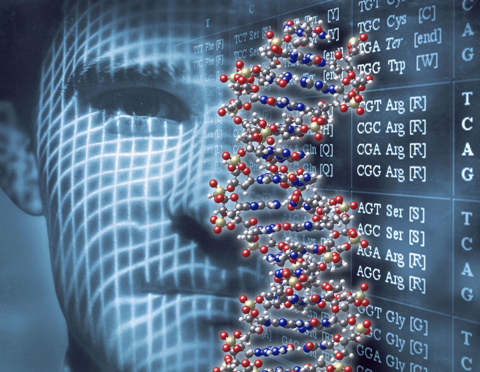 NICHT MEHR VERWENDEN! - Symbolbilder/ Nobelpreis/ Medizin/ DNA