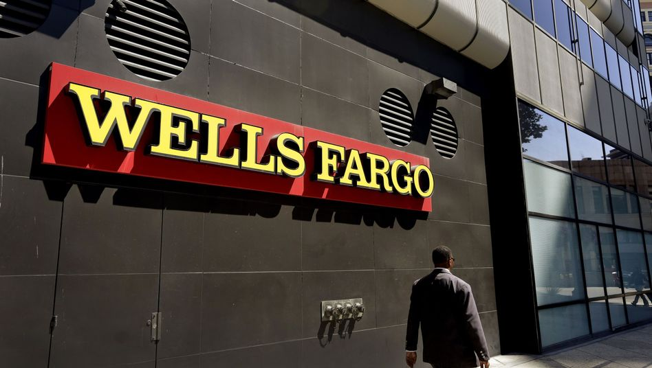 Wells-Fargo-Filiale in Oakland (Archivbild)
