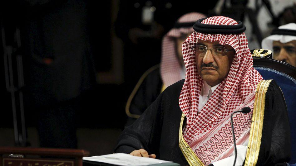 Neuer Kronprinz Mohammed bin Naif: Er überlebte ein Selbstmordattentat