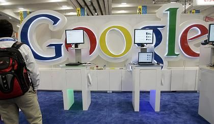 Google-Logo: Eigener Browser mit Bauelementen von Firefox und Safari
