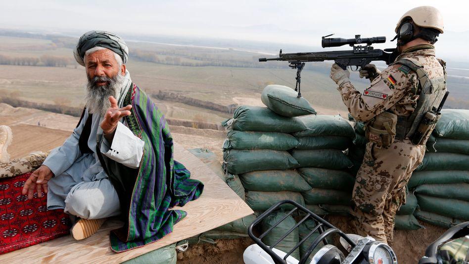 Bundeswehreinsatz am Hindukusch: Afghanische Informanten fürchten um ihr Leben