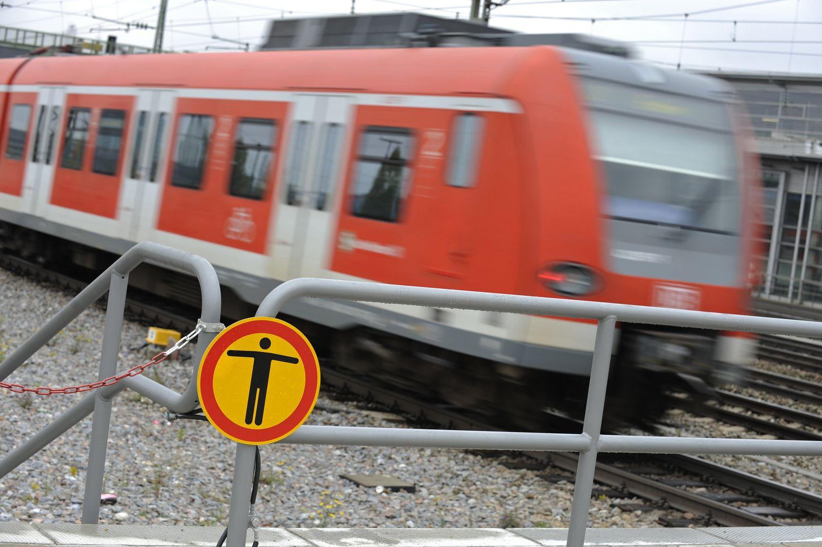 Warnstreiks Regionalverkehr