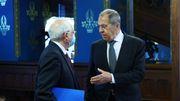 EU spricht von Tiefpunkt der Beziehung zu Russland