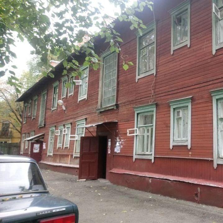 """Angebliche Adresse von """"Sokolov"""" in Brjansk, Westrussland"""