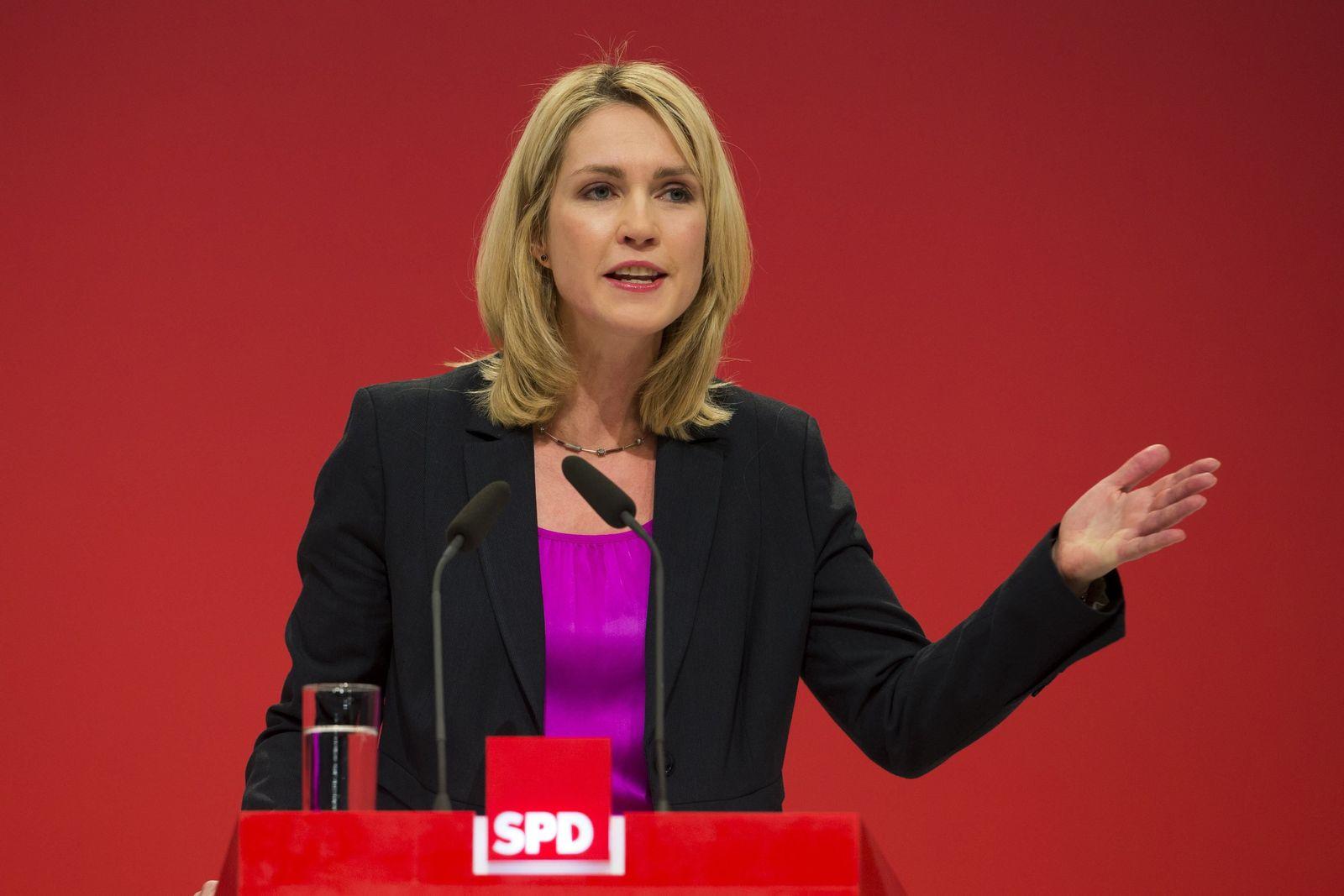 GERMANY-SPD/