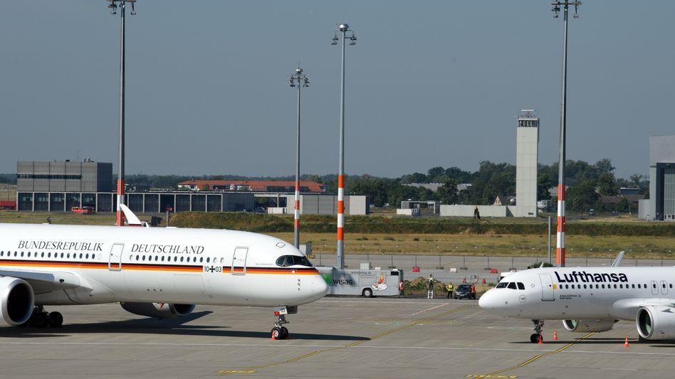 Die Bundesregierung rettete die Lufthansa in der Coronakrise mit Milliardenhilfen