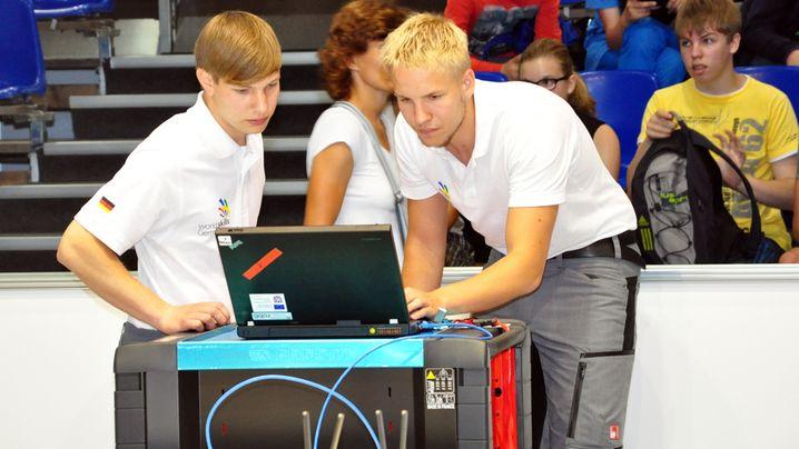 Berufe-WM 2013 in Leipzig: Mit Handwerk zur Medaille