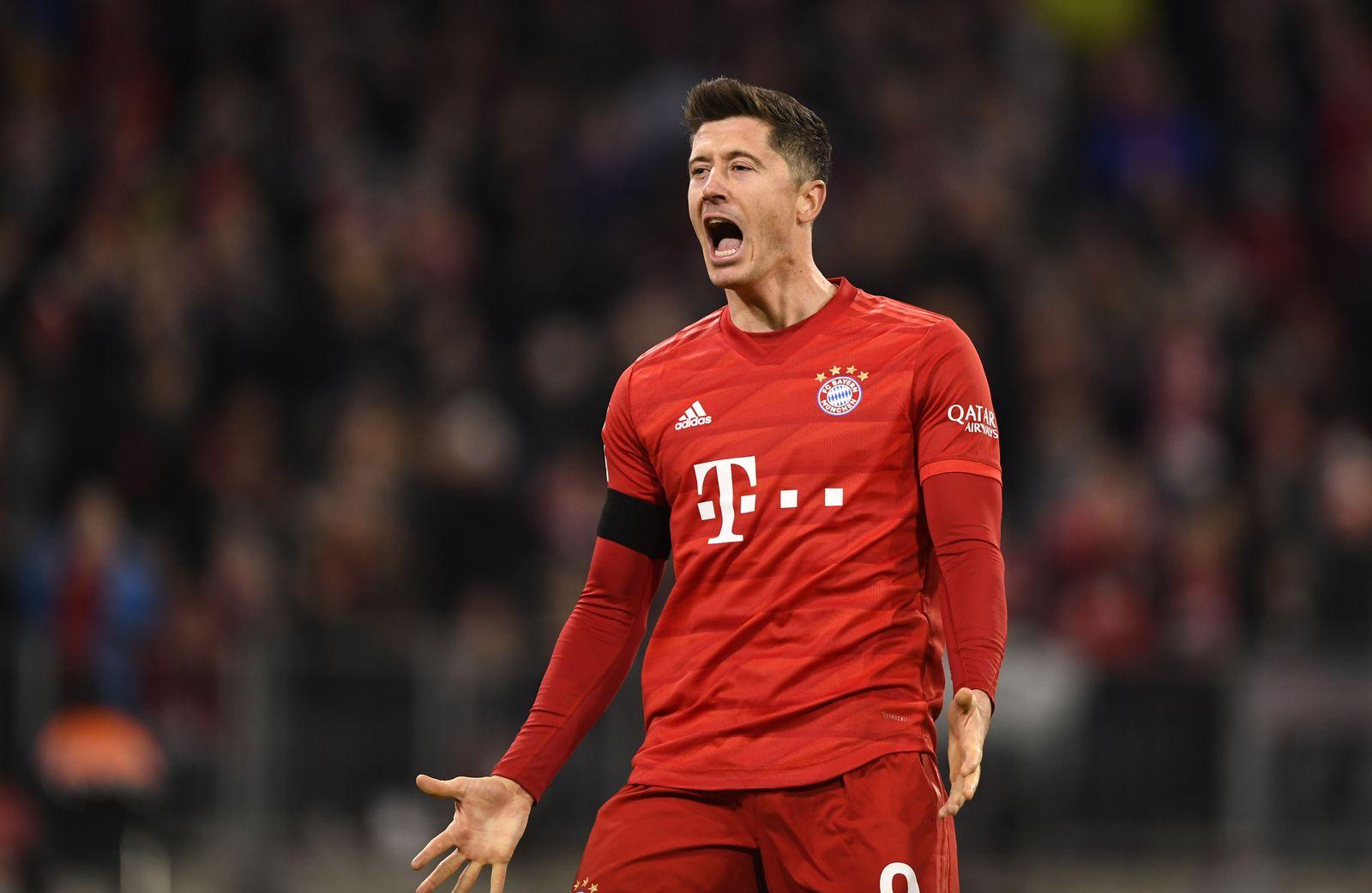 FC Bayern Munich vs SC Paderborn, Germany - 21 Feb 2020