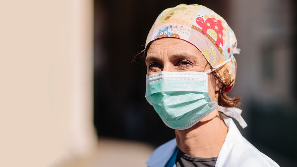 """Anästhesistin Almenräder: """"Was in Norditalien passiert, wird sich in Rom wiederholen."""""""