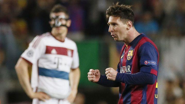 Bayern-Niederlage in Barcelona: Deshalb ist Messi nicht zu stoppen