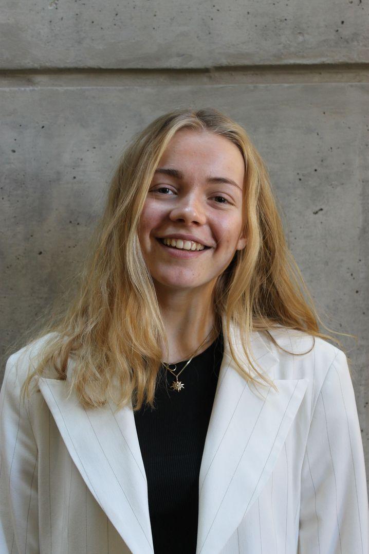 """Antonia Quell: Die Studentin will erreichen, dass """"Catcalling"""" unter Strafe gestellt wird"""