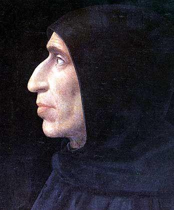 Reformator Savonarola: Scheiterhaufen für Luxusgüter