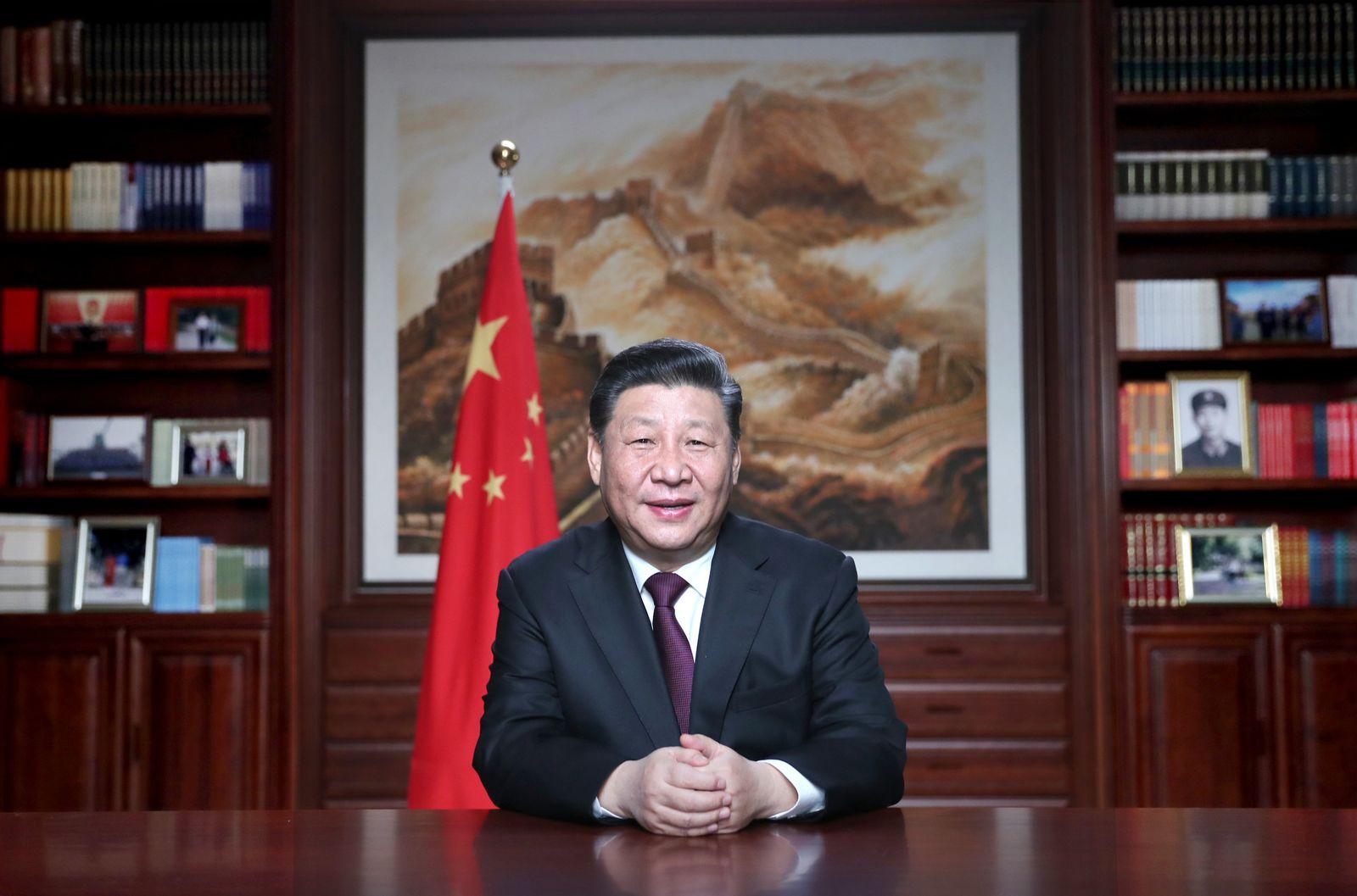 Xi Jinping Neujahrsansprache