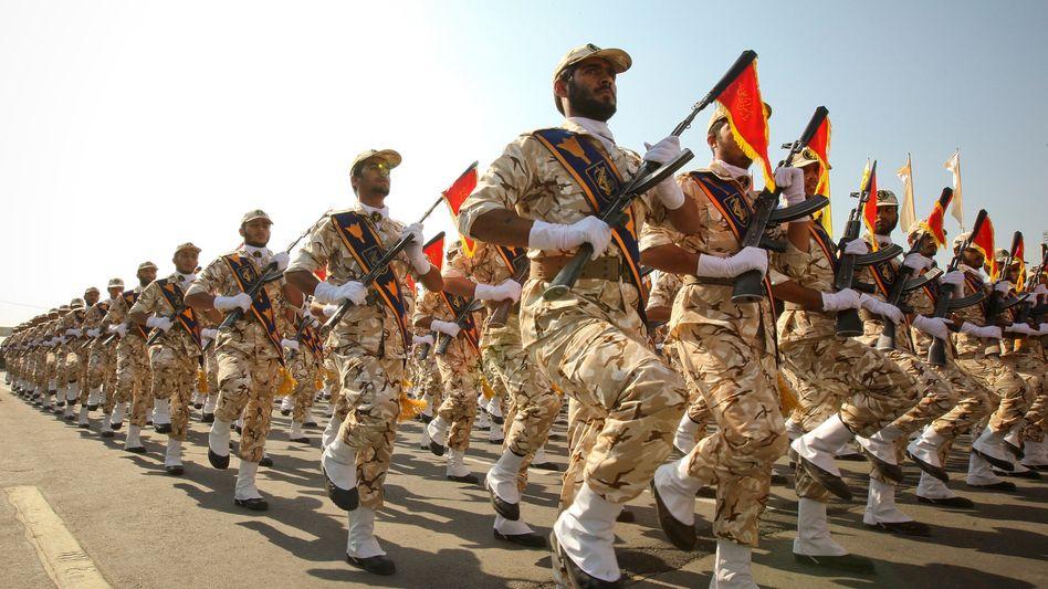 Mitglieder der iranischen Revolutionsgarde.