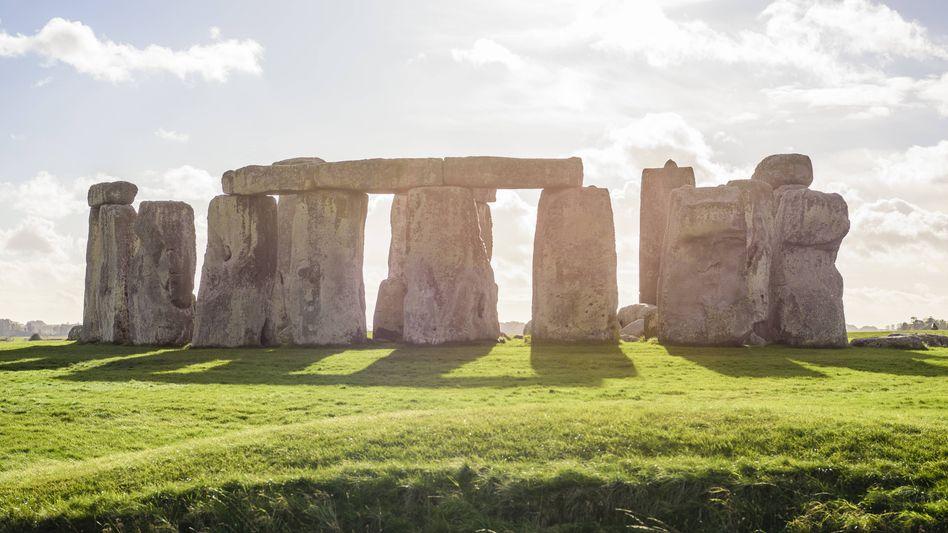 Stonehenge: Die neuen Analysen widersprechen einer alten Theorie