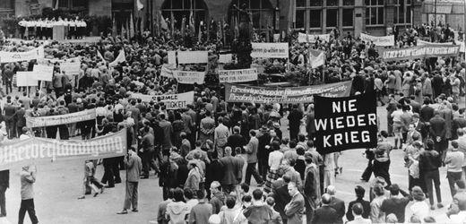 Kriegsdienstverweigerung: Die ersten Zivis in Deutschland 1961