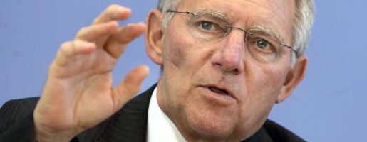 """Minister Schäuble: """"Erst prüfen und nachdenken, dann reden und entscheiden"""""""