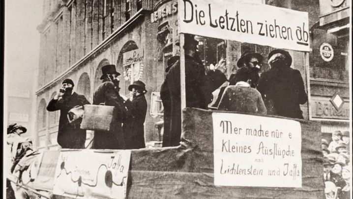 Photo Gallery: Carnival in the Third Reich