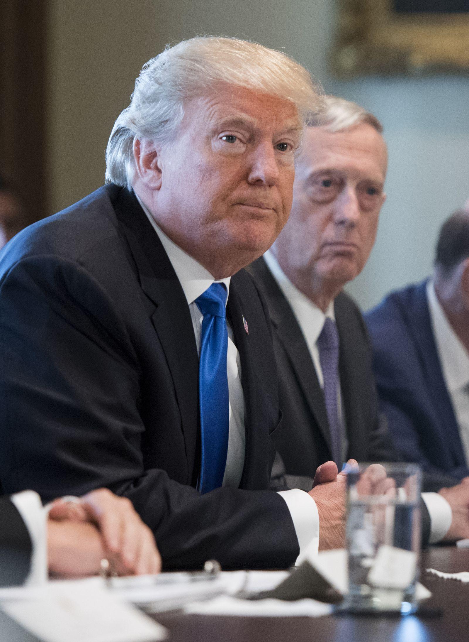 Donald Trump / Jim Mattis