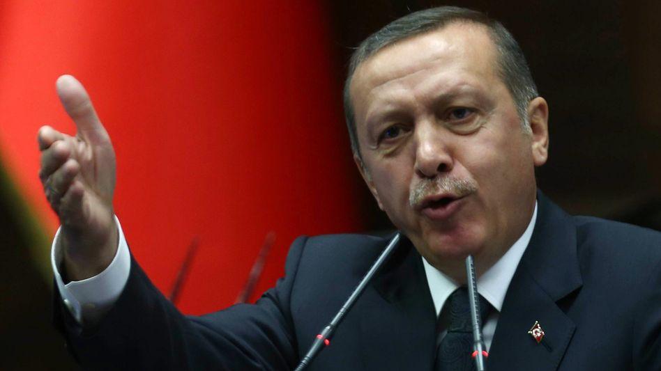 Türkischer Ministerpräsident Erdogan: Umstrittene Rede im Kölner Stadion