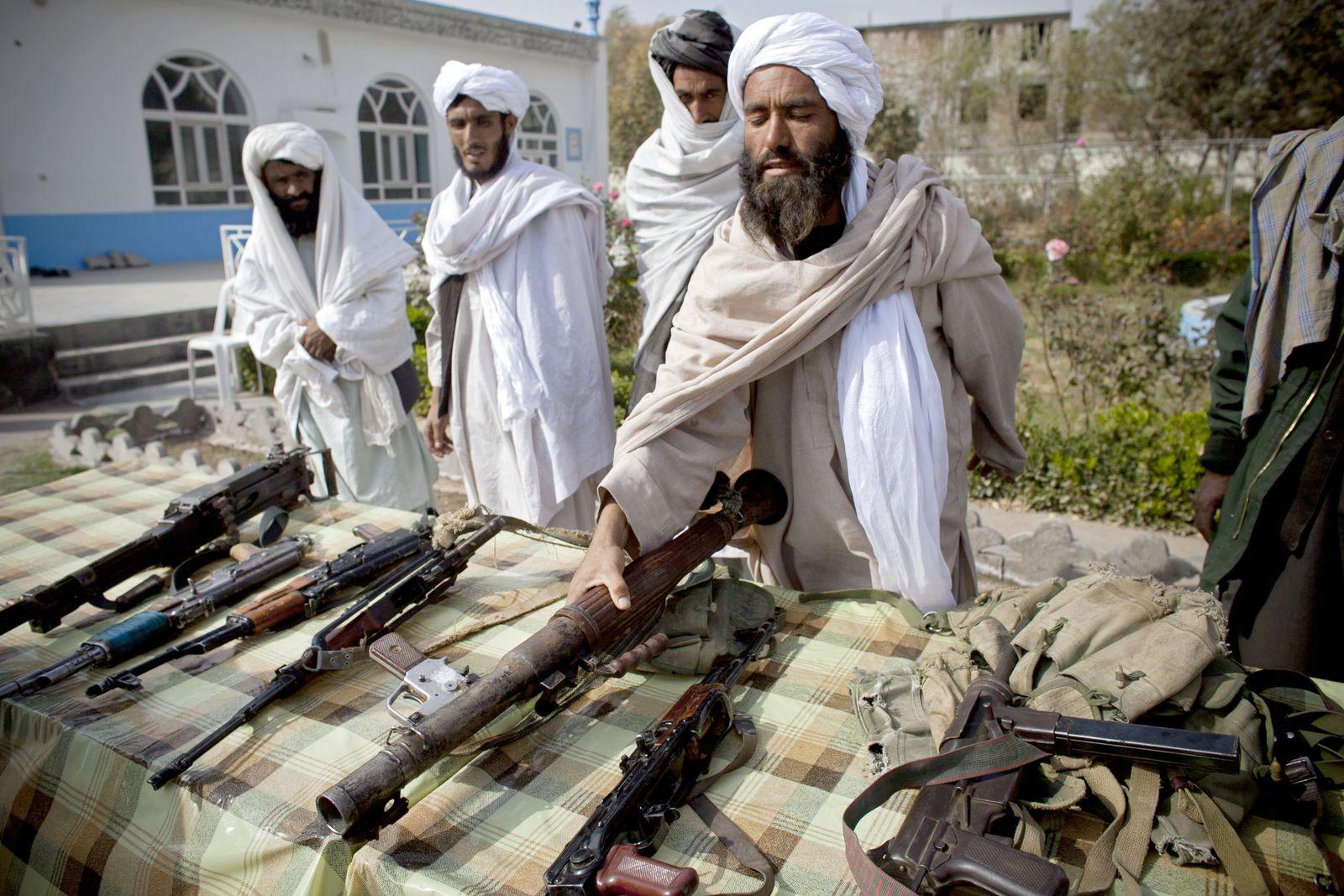 Taliban waffen
