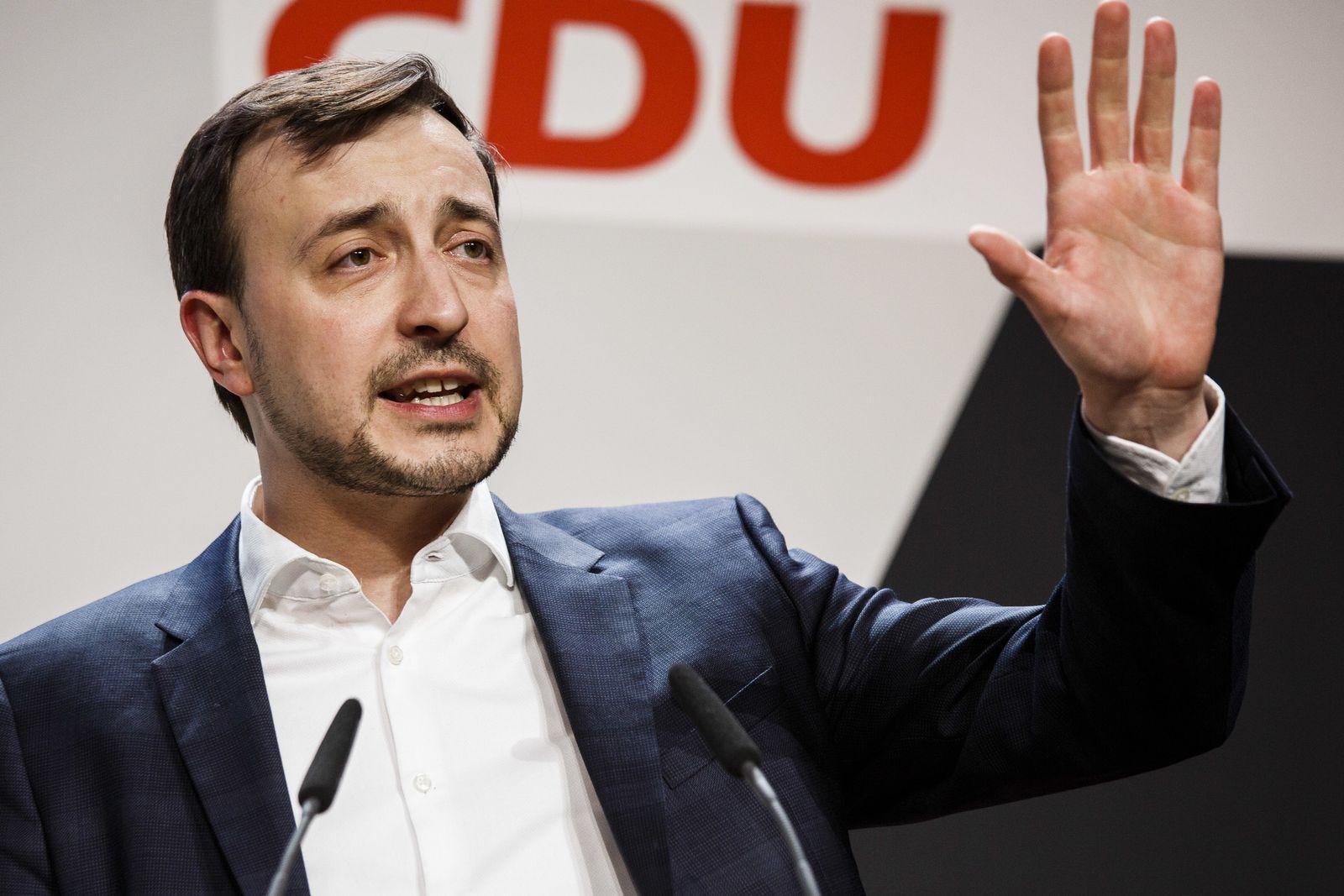 Europawahlkampf der CDU Berlin
