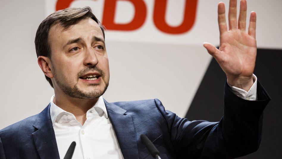 """Paul Ziemiak: """"Die CDU lehnt jede Koalition oder Zusammenarbeit mit der AfD strikt ab!"""""""