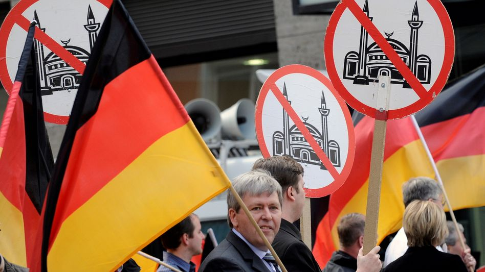 An increasing number of Germans are prone to anti-Muslim, anti-immigrant sentiments.