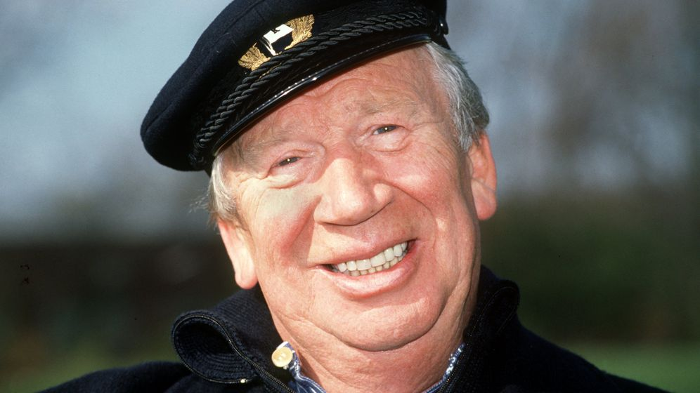 TV-Liebling Heinz Reincke: Walk of Fame bis Kappeln