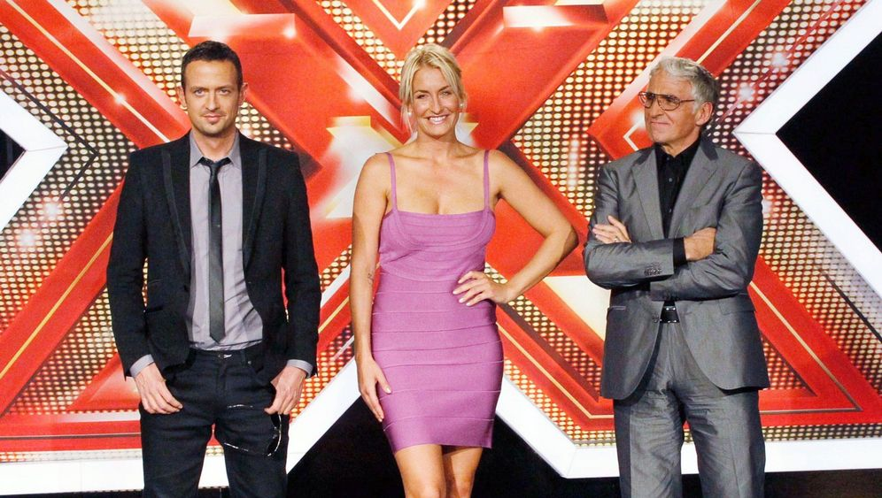 """Castingshow """"X-Factor"""": Sarah Connors Ego-Performance"""
