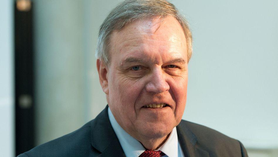 """Ex-Verteidigungsminister Rühe (CDU): """"Putin macht Russland enger"""""""