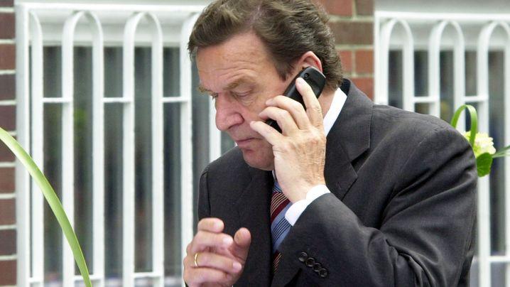 Abhöraffäre: Darüber stritt Schröder mit den USA