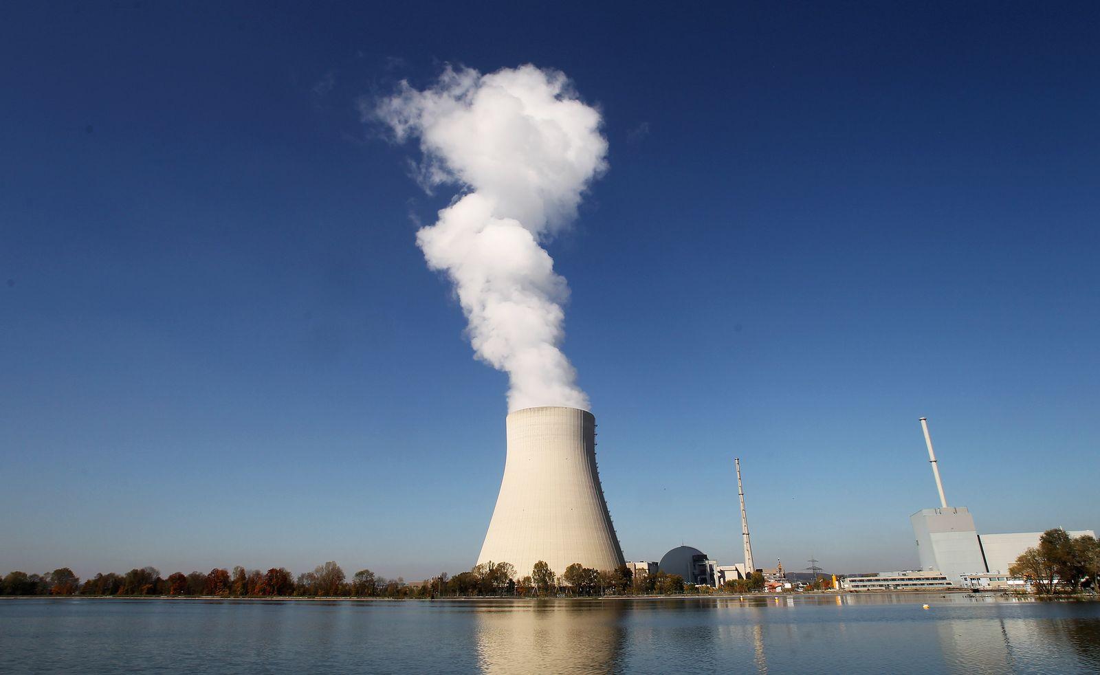 Atomkraftwerk Isar 1 XXL