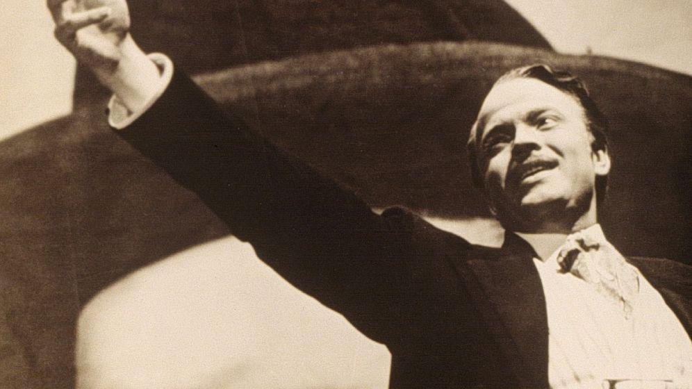 Jahrhundertgenie Orson Welles: Der Ehrenbürger