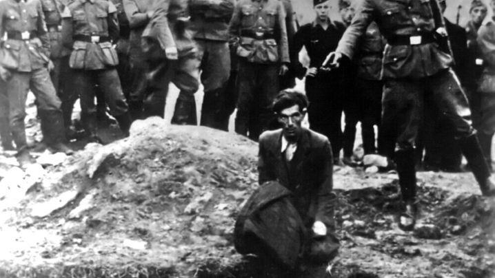 Massaker in der Sowjetunion: SS-Führer Ohlendorf - ein eiskalter Mörder vor Gericht
