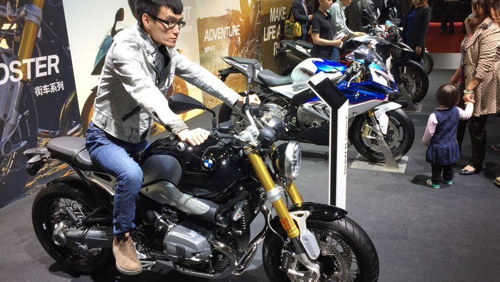 BMW und Ducati in China: Aufschwung Ost
