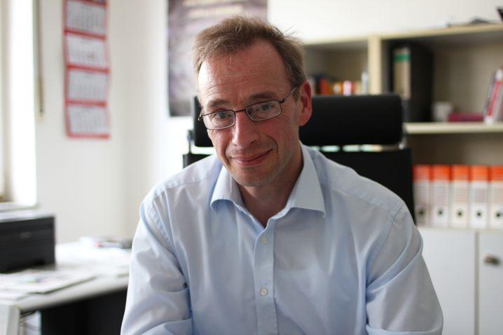 Georg Kramer sucht dringend Auszubildende