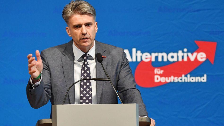 AfD-Abgeordnete Marc Jongen (Archiv)