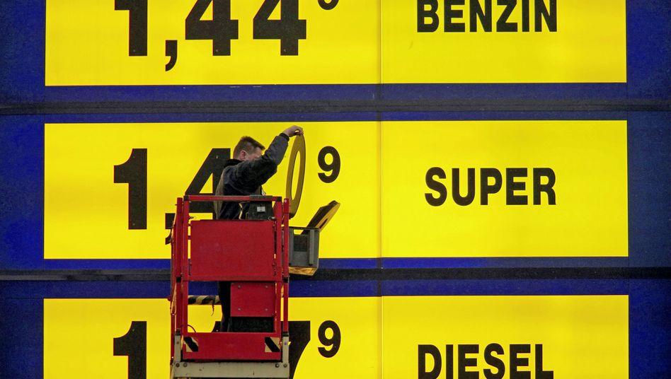 Tankstelle an Ostern: Spekulanten treiben den Spritspreis