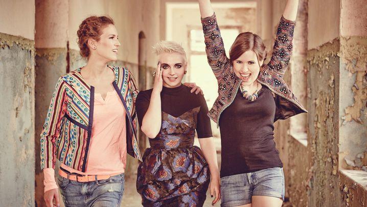 Popband Elaiza: Aus dem Nichts zum ESC