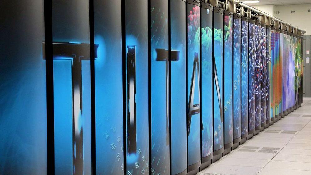 Top-500-Liste: Die schnellsten Supercomputer