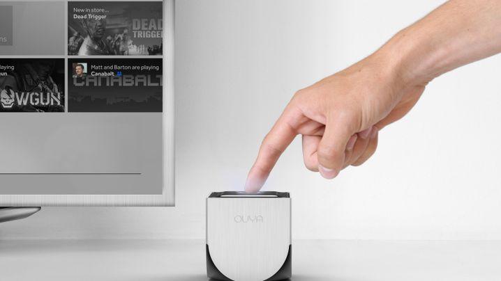 Ouya: Android-Konsole für 99 Dollar