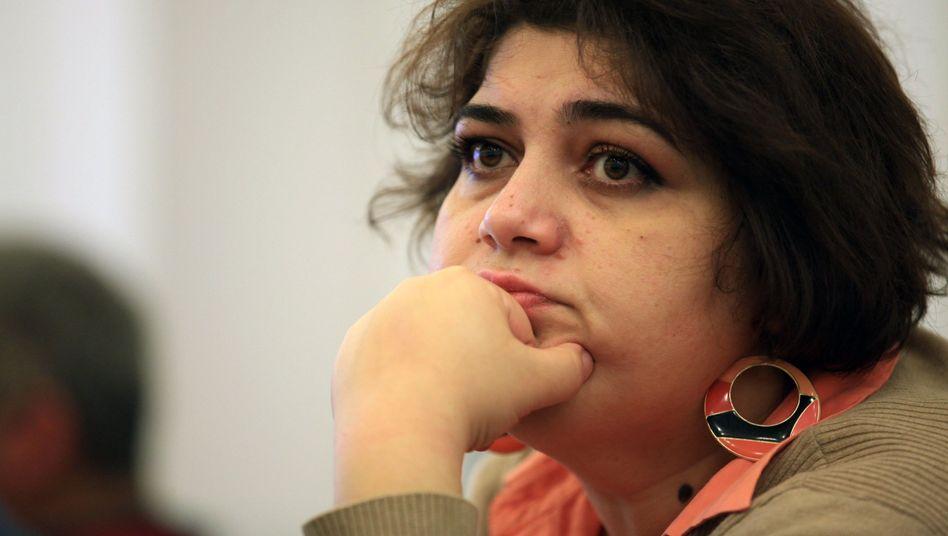 """Journalistin Khadija Ismayilova: """"Für ihren Journalismus bestraft"""""""
