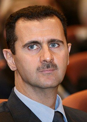 """Syrian President Bashar Assad: """"Those who ask this US government about its vision don't receive answers anymore."""""""