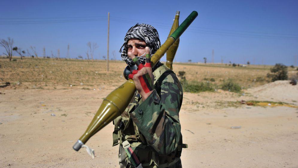 Libyen: Land im Krieg