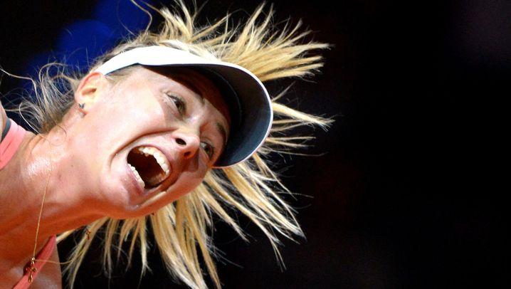 """Tennisstar Scharapowa: """"Ich habe einen großen Fehler gemacht"""""""