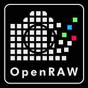 """Logo OpenRaw: """"Hersteller sollen Formate dokumentieren"""""""