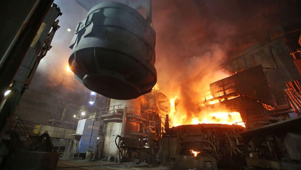 Photo Gallery: Brussels Takes on Industrial Energy Subsidies
