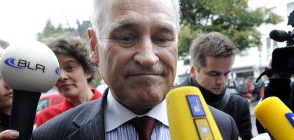 """Noch-Finanzminister Huber: """"Übernehme die politische Verantwortung"""""""