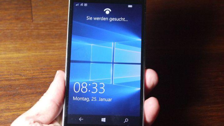 Lumia 950: Nokias Windows-Handy im Test von 2016